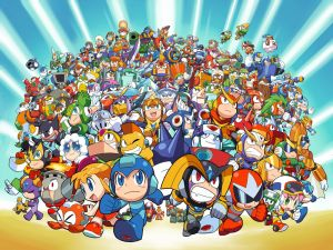 Megaman collection - hyperspin - JPM GAMES.jpg