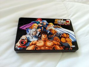 Sticker Hokuto No Ken - Ken le survivant - Hyperspin - JPM GAMES.jpg