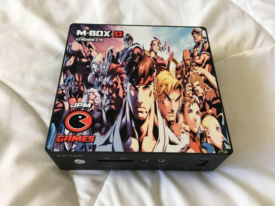 CREATIONS PROJECTS M-BOX & DREAM-BOX - JPM Games